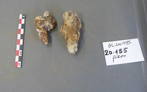piton, fragment
