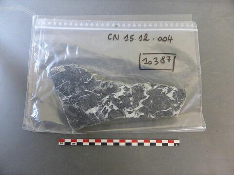 plaque, fragment