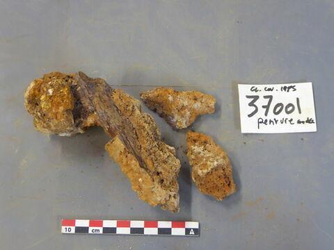 penture, fragment