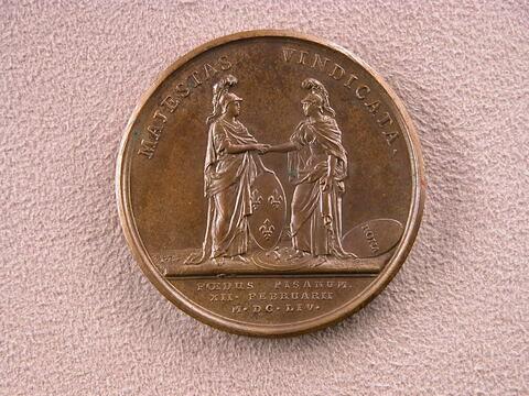 Le traité de Pise en 1664