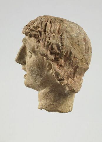 profil gauche © 2016 Musée du Louvre / Bertrand Leroy/ Anne Chauvet