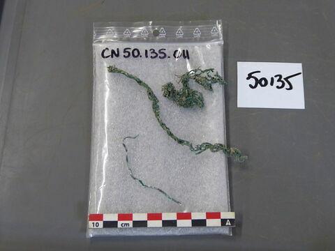 tige fragment ; fil torsadé