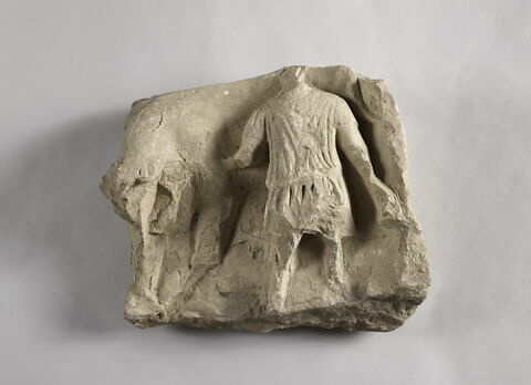 bas-relief, fragment