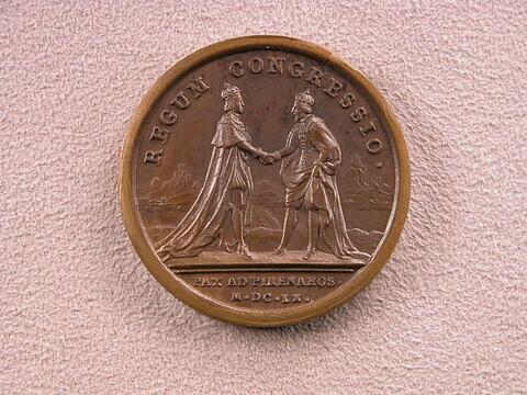 L'entrevue des deux rois, 1660
