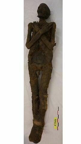 momie d'homme