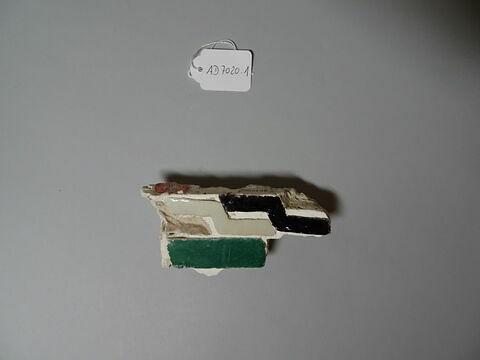 Mosaïque de céramique (fragment)