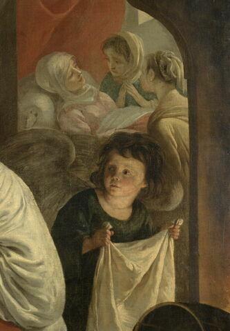 face, recto, avers, avant ; détail © 2019 RMN-Grand Palais (musée du Louvre) / Stéphane Maréchalle