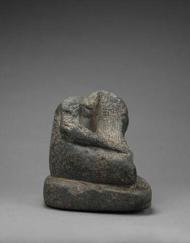 profil droit © 2018 Musée du Louvre / Christian Décamps
