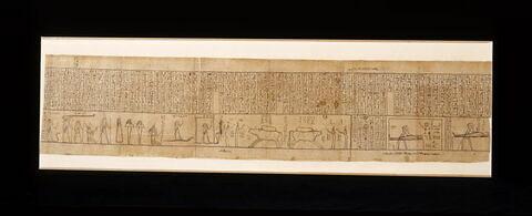papyrus ; papyrus Jumilhac