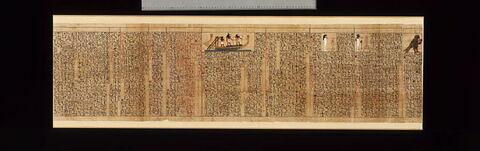 papyrus à vignettes