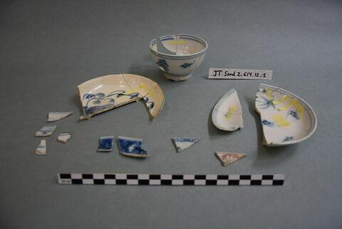 vase, récipient, fragment