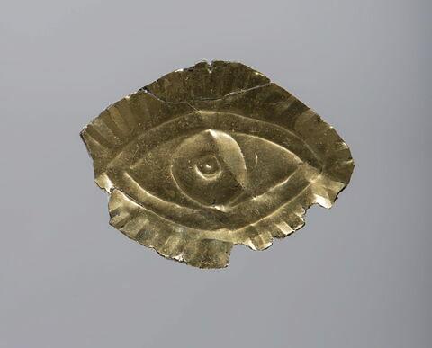 face, recto, avers, avant © 2020 Musée du Louvre / Christian Décamps