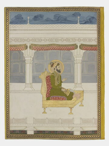 Rafiʿ al-Darajat (page d'album)