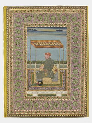 Islam Khan Rumi (page d'album)