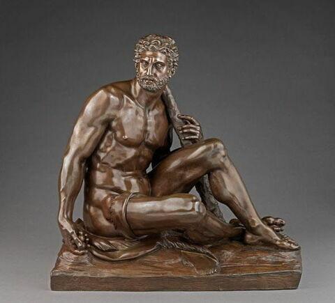 face, recto, avers, avant © 2019 Musée du Louvre / Sculptures du Moyen Age, de la Renaissance et des temps modernes