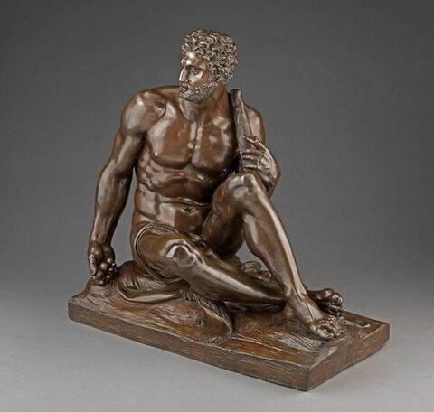 trois quarts © 2019 Musée du Louvre / Sculptures du Moyen Age, de la Renaissance et des temps modernes
