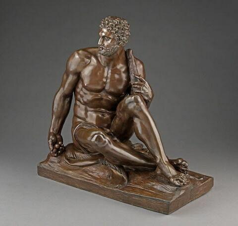© 2019 Musée du Louvre / Sculptures du Moyen Age, de la Renaissance et des temps modernes