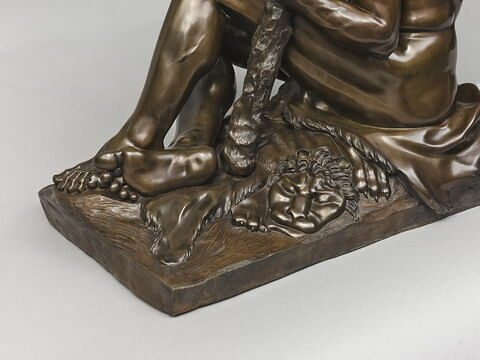 détail © 2019 RMN-Grand Palais (musée du Louvre) / Benoît Touchard