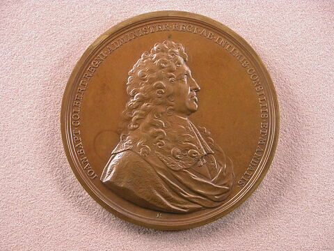 Buste de Colbert