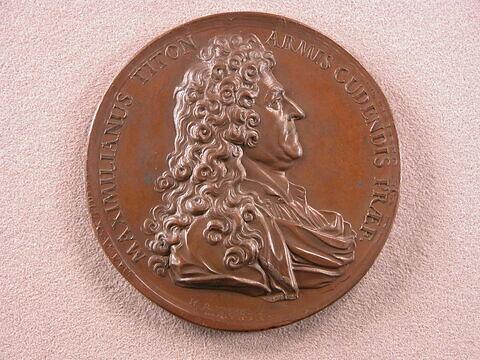Buste de Maximilien Titon, 1705