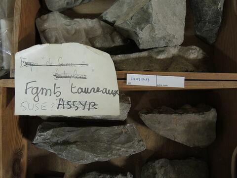 © Musée du Louvre / Antiquités orientales