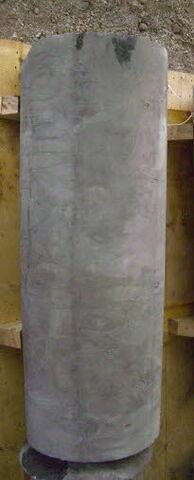 fût de colonne