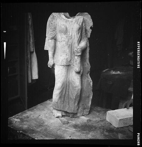 face, recto, avers, avant © Musée du Louvre / Antiquités grecques, étrusques et romaines