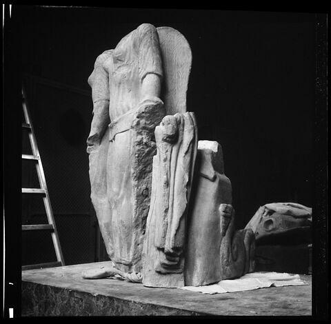 profil gauche © Musée du Louvre / Antiquités grecques, étrusques et romaines