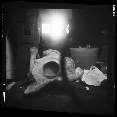vue plongeante © Musée du Louvre / Antiquités grecques, étrusques et romaines