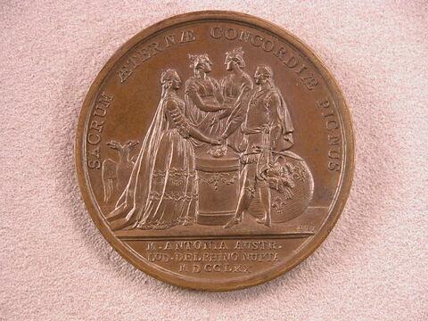 Mariage du dauphin (Louis XVI)