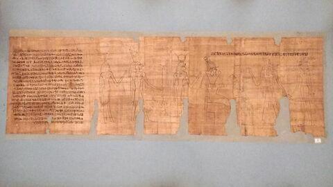 papyrus funéraire