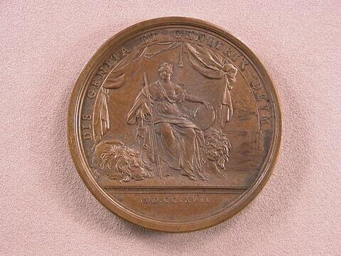 Devise de la duchesse d'Orléans, mère du régent
