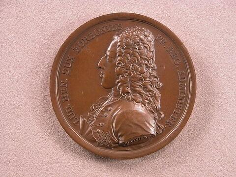 Ministère du duc de Bourbon