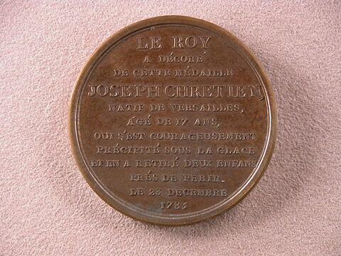A Joseph Chrétien