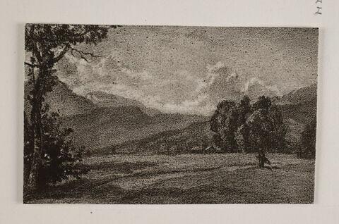 """Album du """"Voyage en Suisse"""". 1864, d'après Constant DUTILLEUX-"""
