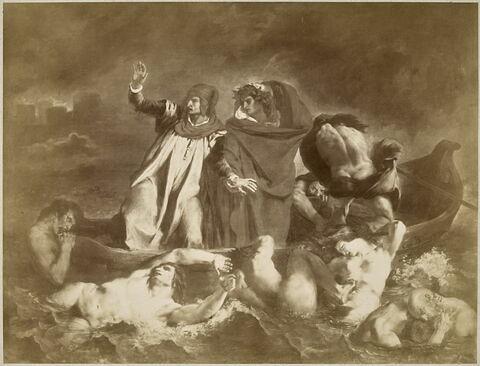 La barque de Dante