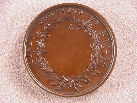 Prix du lycée internat de Novare, 1809