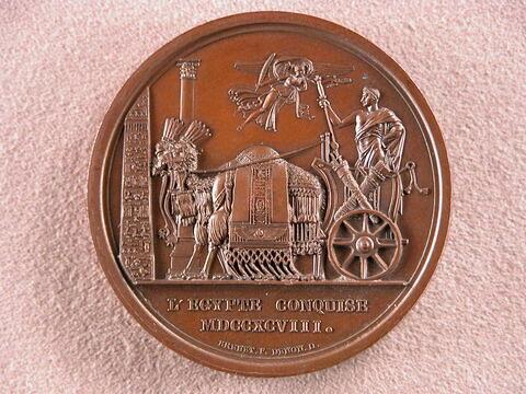 Conquête de l'Egypte, 1810