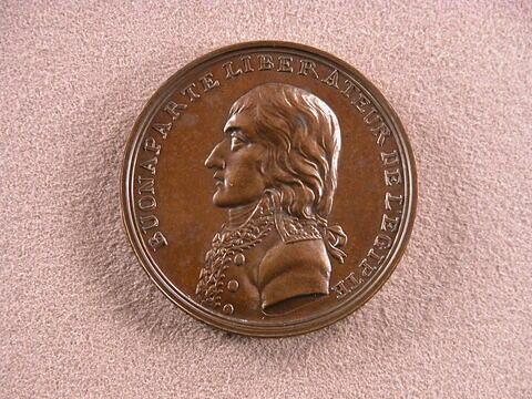 Bonaparte, libérateur de l'Egypte, 9 octobre 1799