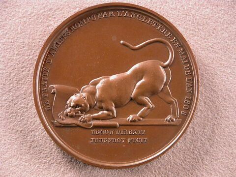 Le traité d'Amiens rompu en 1803 – Conquête du Hanovre