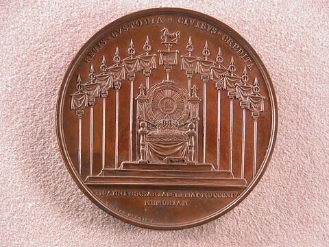 Anniversaire de la première Restauration, 3 mai 1814