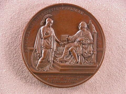 La charte donnée par le roi, 4 juin 1814