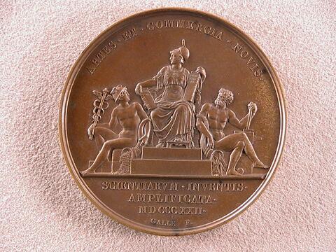 L'industrie et le commerce fécondés par les découvertes faites depuis quarante ans, 1822