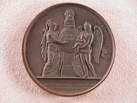 Naissance du duc de Bordeaux, 29 septembre 1820