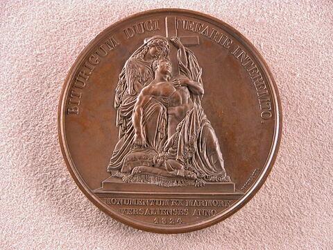 Monument élevé à Versailles à la mémoire du duc de Berry, 1824