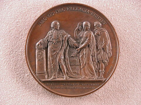 Refus de Varsovie, 18 février 1803