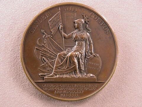 Sacre de Charles X – L'onction, 29 mai 1825 – pour la Vendée, 1829