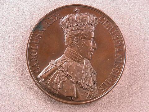 Sacre de Charles X – l'onction, 29 mai 1825 – pour la Vendée (1829 ?)