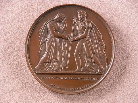 Mariage de Louise d'Orléans avec Léopold I de Belgique, 9 août 1832