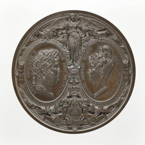 Charte de 1830 – La famille royale visite la Monnaie de Paris, 8 novembre 1833